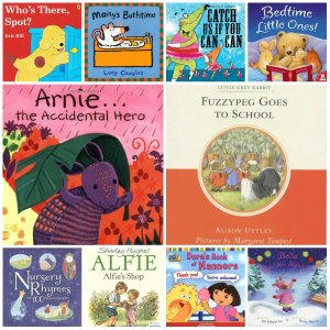 300 Picture Books Week 3