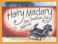 Hairy Maclary from Donaldson's Dairy book
