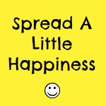 Spread a little happiness logo