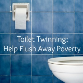 Toilet twin graphic