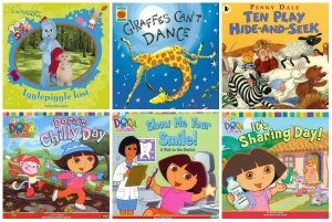300 Picture Book Challenge Week 5 books read