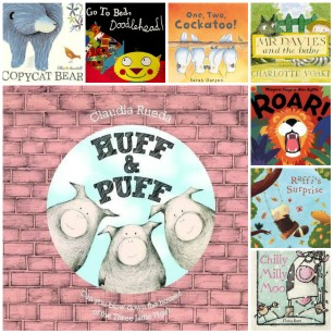 300 Picture Books Challenge week 8