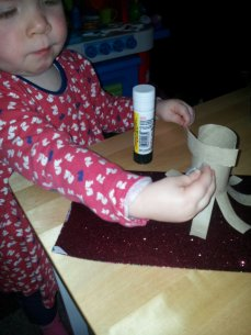 Mummy's to do list blog - toilet roll octopus