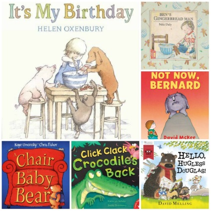 300 Picture Books Challenge Week 11
