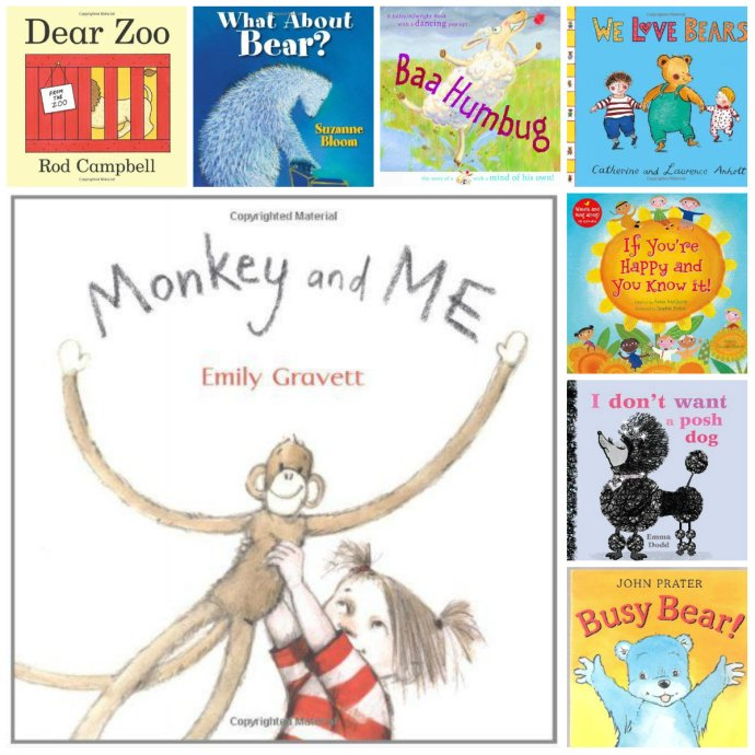 300 Picture Books Challenge Week 12