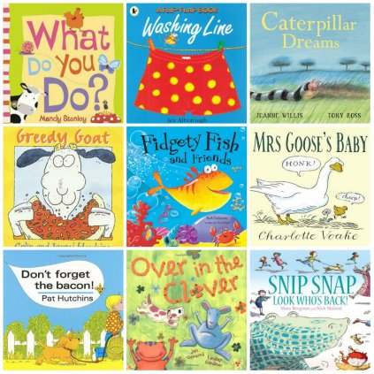 300 Picture Books Challenge Week 9
