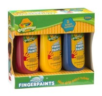 Crayola Beginnings Washable Finger Paints