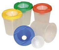 Non-spill pots