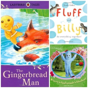 300 Picture Books Challenge Week 14