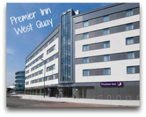 Premier Inn West Quay