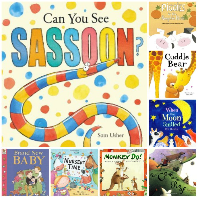 300 Picture Books Challenge week 18