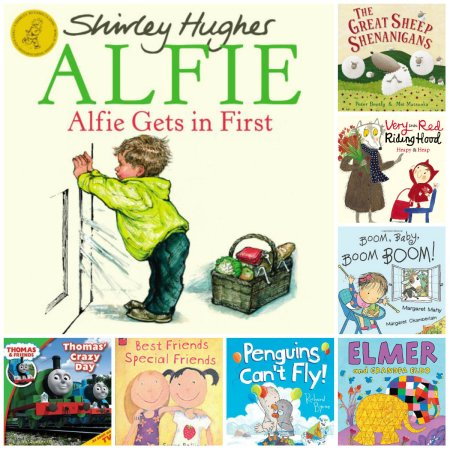 300 Picture Books Challenge week 17