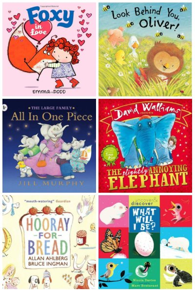 300 Picture Books Challenge Week 19
