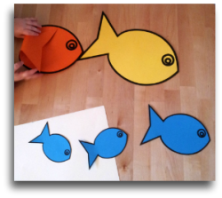 Fish templates ready to go