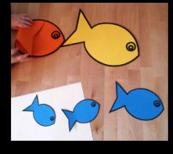 Fish templates ready to go