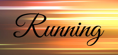 Word of the Week - Running