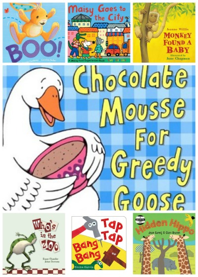 300 Picture Books Challenge Week 22
