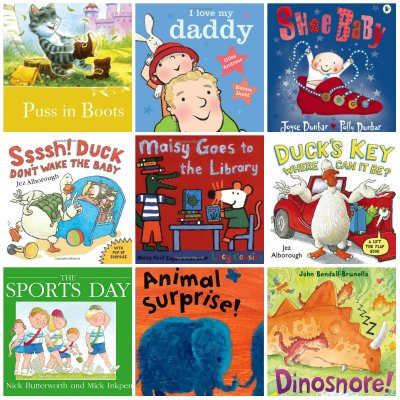 300 Picture Books Challenge Weeks 24 and 25
