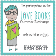 Love Books Summer Exchange badge