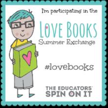 Love Books Summer Exchange badge