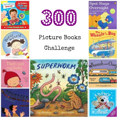 300 Picture Books Challenge update