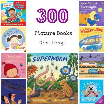 300 Picture Books Challenge update