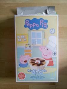 Peppa Pig cakes pack