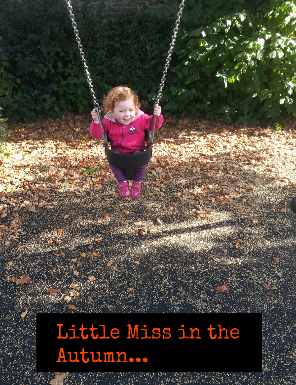 Little Miss in the Autumn