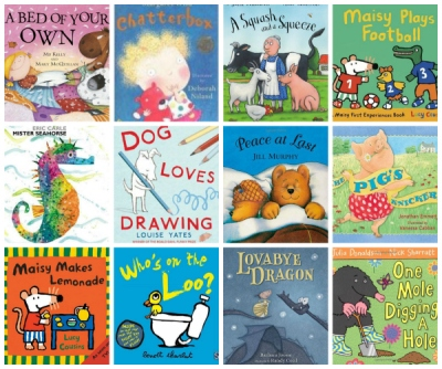 300 Picture Books Challenge October... www.mummystodolist.com