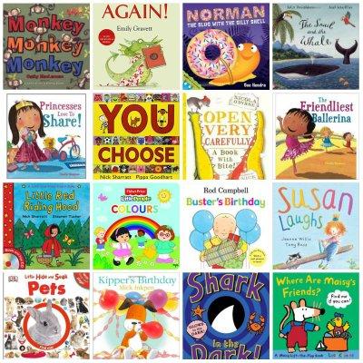 300 Picture Books Challenge November