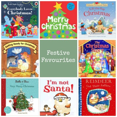 Festive favourite books