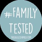 FamilyTested Badge