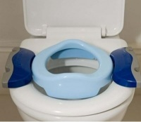 Potette Plus as toilet seat