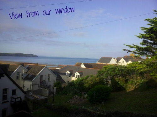 Woolacombe views