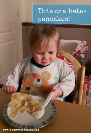 Pancakes boy